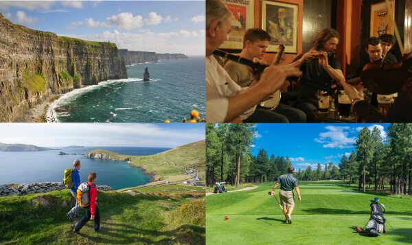 Luxury Tours of Ireland, Tour Ireland